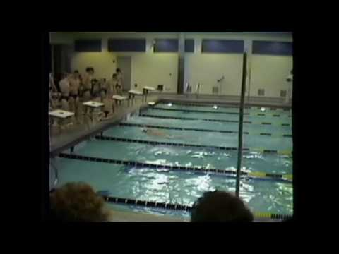 1992 Danville at Lebanon Tiger Sharks boys 400 Free Relay