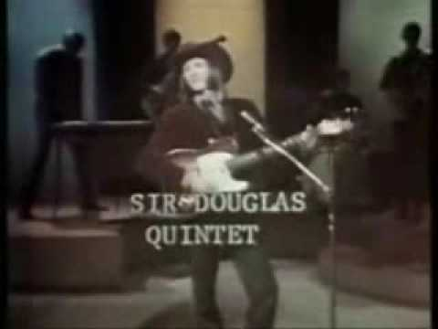 SIR DOUGLAS QUINTET  MENDOCINO SUNG IN SPANISH! 1970