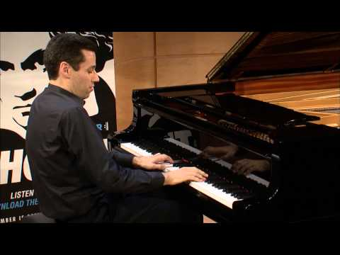 Jonathan Biss: Beethoven Sonata No  5 in C Minor, Op  10, No  1