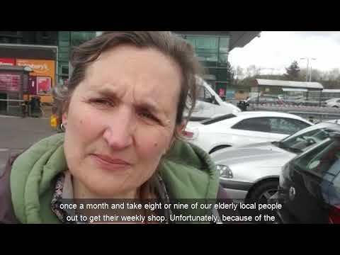 Volunteering For The Local Community- Cllr Andrée Frieze