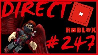 ROBLOX//DIRECTO MORE SOON THAN NORMAL 7U7 TAKE 2 Jeje // #247