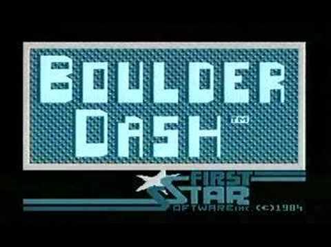 Atari - Boulder Dash I