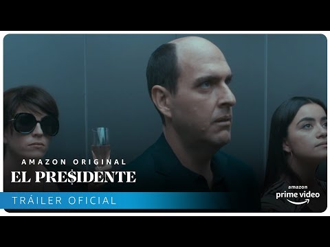 El Presidente - Tráiler oficial   Amazon Prime Video