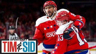 "Could Ovechkin Break Gretzky's Goal-Scoring Record? Ed Olczyk Says ""Never Say Never"""