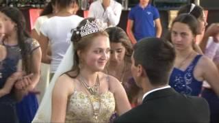 цыганская свадьба грузя и армянка г,Волгоград2ч
