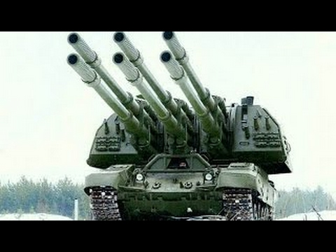 Оружейная Мира: Непревзойдённое оружие. Лучшая в мире боевая техника   Ударная сила