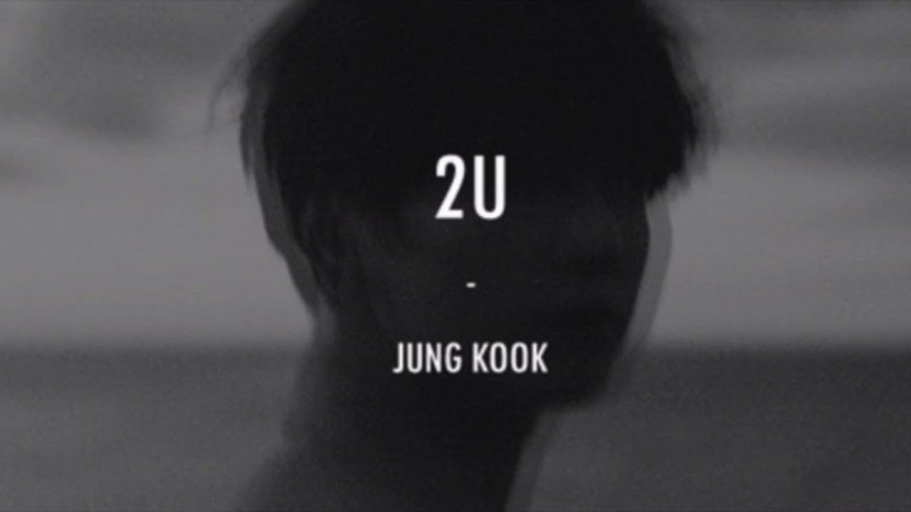 JungKook - 2U (Cover) 3D Audio