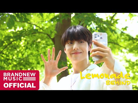 이은상 (Lee Eun Sang) 'Lemonade' 촬영 비하인드 [ENG/JPN SUB]
