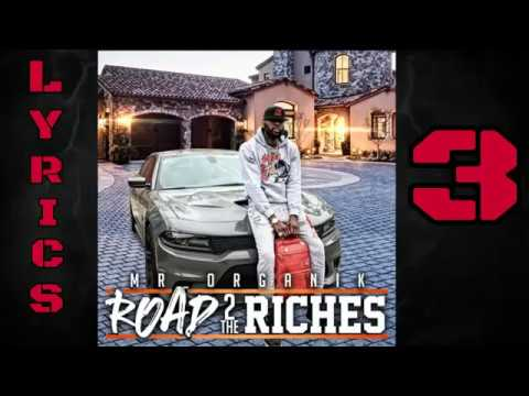 Mr.organik : ROAD2THERICHES  lyric video