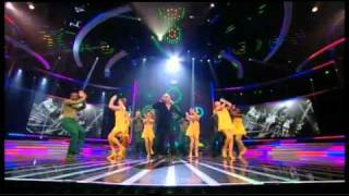 The X Factor - Wagner - Just Help Yourself - Live Shows Episode 2 (16/10/10)