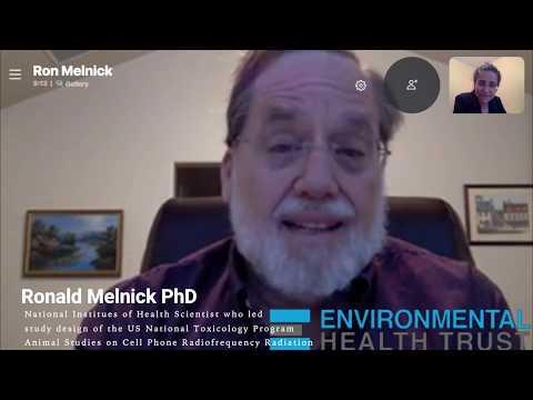 "NIH Scientist Dr. Melnick RespondsTo FDA Rejection of ""Clear Evidence ""of Cell Phone Cancer Link"