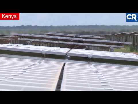 East Africa's largest solar power plant to come online