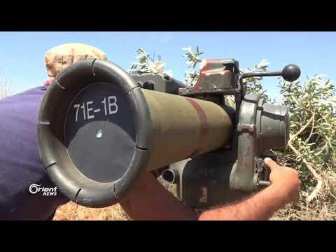 الجيش الحر يرد على خروقات ميليشيا أسد الطائفية في درعا
