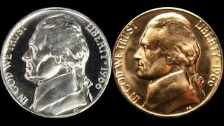 One Nickel Sold for $2550 - The Other is Only Worth $3 - Same Date, So What
