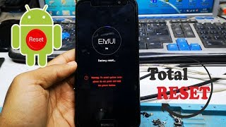 Huawei y5 prime hard reset