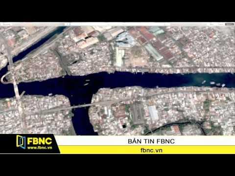 FBNC - TP.HCM: Chuẩn bị di dời 5 hộ dân ven tuyến Kênh Đôi - Kênh Tẻ