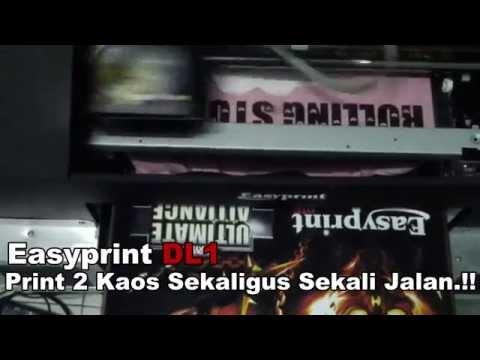 Download Youtube: PRINTER DTG DOUBLE TRE EASYPRINT DL1 SOLUSI PRINT KAOS CEPAT