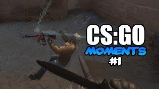 CS:GO - Funny moments #1 (Reload..)