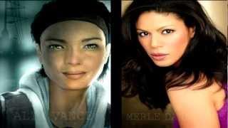 Half-Life 2 Voice Actors