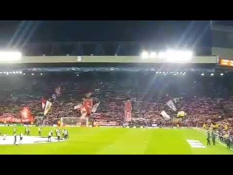 Super Dragões - Liverpool vs FC Porto (You'll never walk alone)