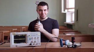 Как вырабатывется электричество на электростанции? Что такое переменный ток? thumbnail
