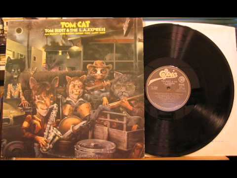 Tom Scott & LA Express - Tom Cat - Full Album
