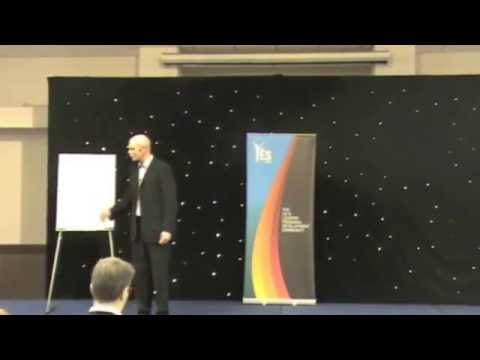 Emotional Intelligence Talk at London Yes Group by Adam Shaw