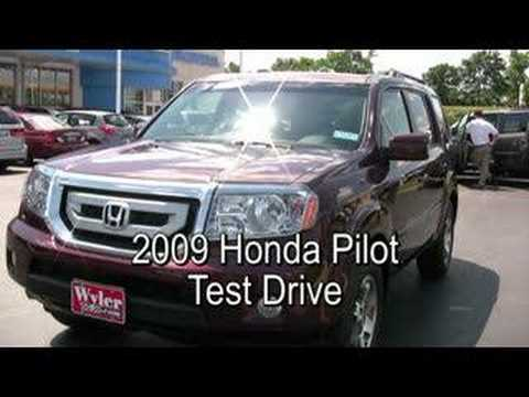 Lexington Louisville New 2009 Honda Pilot Review Test Drive