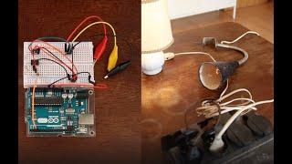 Arduino DMX controller (german) by machinaeX philip