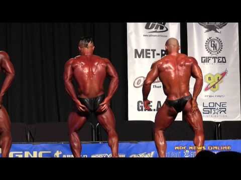 Bodybuilding Stage Video - 2015 NPC Junior Nationals