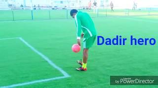 Dadir hero somali football skills