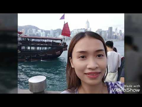 Hongkong 15-18/06/2018 - Made by Mong Cam Tran