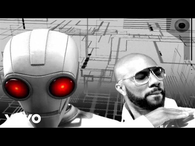 Common - Universal Mind Control (feat. Pharrell)