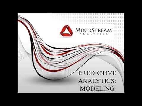 Predictive Analytics Demystified Part 3:  Modeling Development