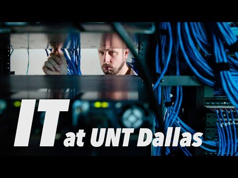Information Technology - UNT Dallas
