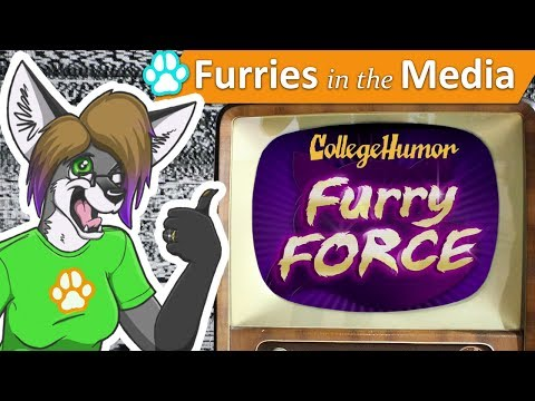 51 Furry Force   Furries in the Media