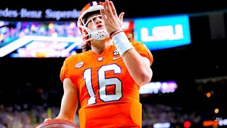 Potential FIRST OVERALL Pick 🐅 || Clemson QB Trevor Lawrence 2019 Highlights ᴴᴰ