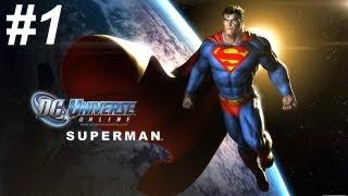 DC Universe Online #1 [Это птица? Это самолёт?]