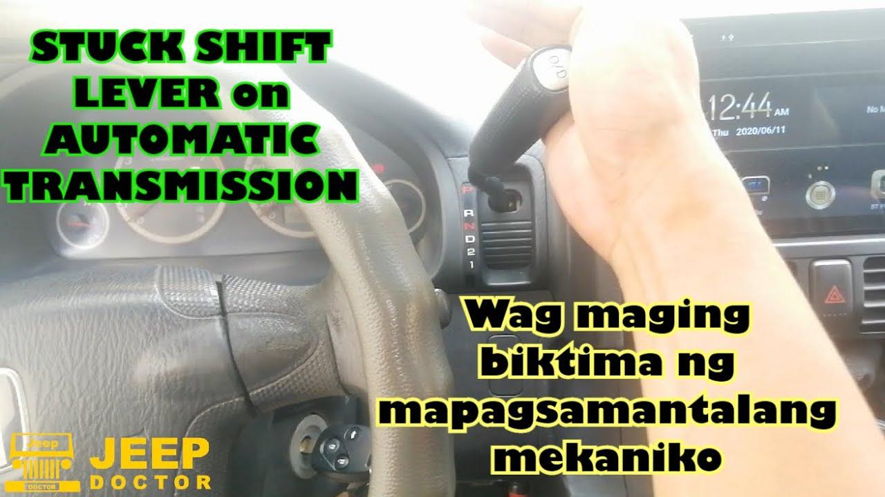 Ganito kadali pagkakitaan ang car owner na walang alam sa sasakyan   featuring STUCK SHIFT LEVER