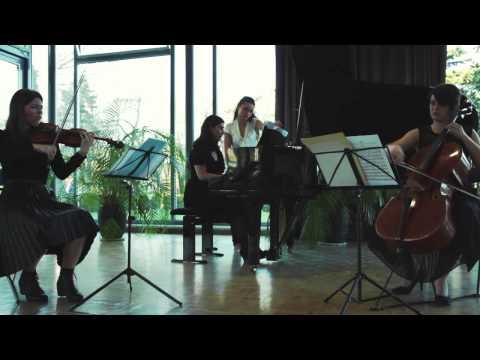 Magali GOIMARD Annabelle BERTHOME Loraine BAZALGETTE UTZ, trio extraits