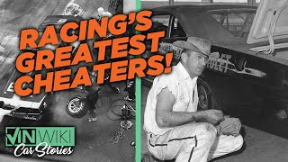 The greatest CHEATS in racing history