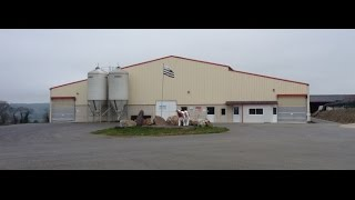 L'automatisation en élevage laitier PIC 2015