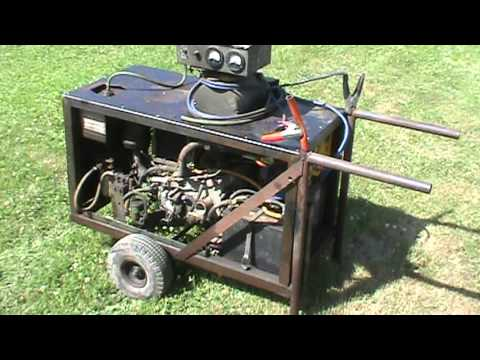 home made diesel generator youtube. Black Bedroom Furniture Sets. Home Design Ideas