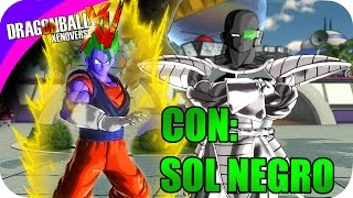 SOL NEGRO Y SHOLO MANQUEANDO EN DRAGON BALL XENOVERSE!! #1
