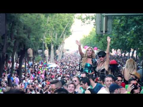 Rebeca - Duro De Pelar 2013 (Official Video)