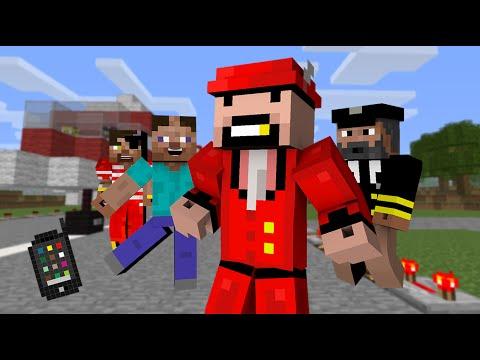 Notch's Holiday Part 1 - Minecraft