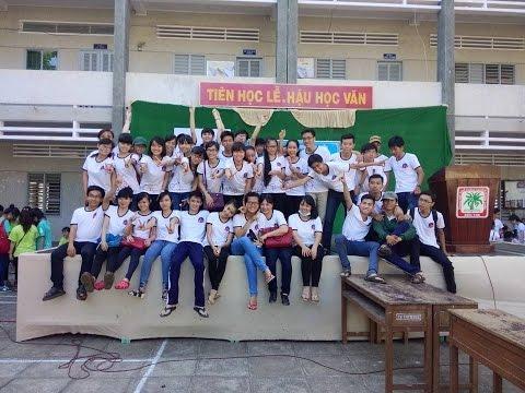 album lớp 12/3 trường THPT Nguyễn Đình Chiểu Bến Tre