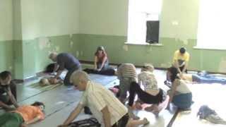Харченко Виктория. Интуитивный массаж, блок 94 (09.05.2013)