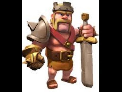 Clash of clans roi des barbares youtube - Le grill des barbares ...