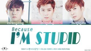 "SS501 (더블에스501) - ""Because I'm Stupid (내 머리가 나빠서)""…"